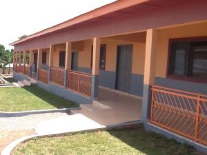 BCS new classroom block