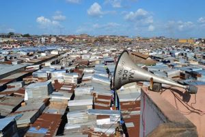 David's photo of Kumasi Central market